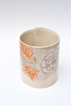 Flower Bucket Linda Fahey