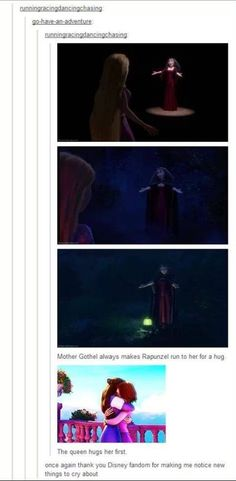 once again thank you Disney fandom for making me notice things to cry about....