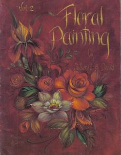 Floral painting vol 2 - Oksana Volkova - Álbuns da web do Picasa...