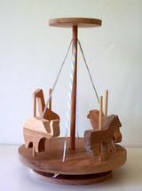 Make using detachable quality carved toys