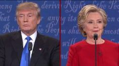 Donald Trump and Hillary Clinton answer questions on tax plans and tax returns
