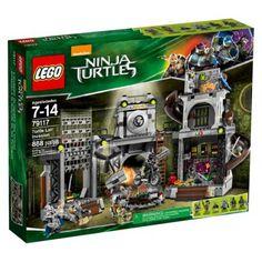 LEGO® Teenage Mutant Ninja Turtles™ Turtle Lair Invasion