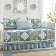 laura ashley grace daybed set