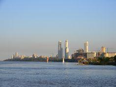 ROSARIO desde el río Paraná y zona de islas - Page 3 - SkyscraperCity San Francisco Skyline, New York Skyline, Travel, Crib, Rosaries, Champs, Islands, Viajes, Destinations