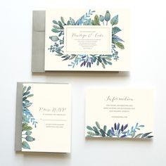 Wedding Invitation Wedding Invites Printable Invitation by Oakhouse | Etsy