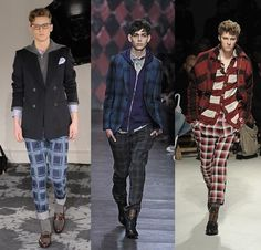 Mens Fashion Trends: Pants Styles Fall Winter 2010 - 2011