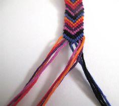 How to Make a Super-Easy Friendship Bracelet