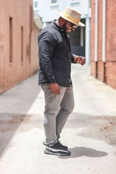 31 best casual outfit for plus size men 23 Mens Plus Size Fashion, Large Men Fashion, Mens Fashion Blog, Fashion Outfits, 40s Fashion, Winter Fashion, Cheap Fashion, Style Fashion, Outfits For Big Men
