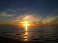 Semaphore sunset (part 1)
