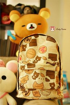 Rilakkuma School Backpack