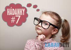 Hádanky pro děti #7 | Zabav děti - Inspirace pro rodiče a vedoucí