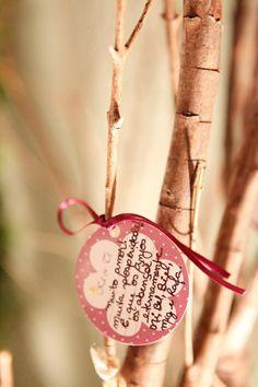 Card para Árvore dos Desejos