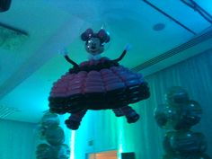 Qualatex Disney opening party
