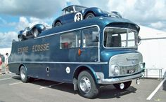 Commer (moc: 105 KM, rok: 1959 Inline Speed Skates, Cool Rvs, Mobile Workshop, Old Lorries, Austin Healey Sprite, Commercial Vehicle, Old Trucks, Old Cars, Cars And Motorcycles