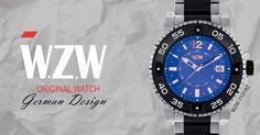 Os WZW Relógios esbanjam sofisticação. Seu exclusivo design é ideal para qualquer evento. Nossa coleções trazem pulseiras em aço e também em silicone, tudo para nos adaptar totalmente ao seu estilo. Conheça o Alto Padrão de Qualidade dos Relógios W.Z.W.  www.wzwrelogios.com.br  #WZWRelógios #RelógiosSofisticados #Elegância #Beleza #Luxo #Acessórios #WZW7121AZ #ColeçãoFreiheit #Sofisticação #GermanDesign #AltoPadrãodeQualidade
