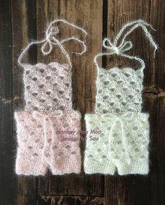 PDF Crochet Patterns  newborn photography prop by monkeymoomoo33