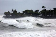 Tropical Cyclone Felling...