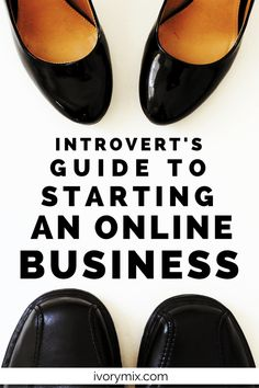 Introverts guide to starting an online business (Scheduled via TrafficWonker.com)