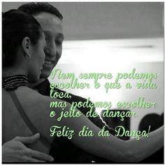 Dia internacional da dança.