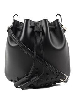 TOD'S Tod`S Gmm Secchiello Mini. #tods #bags #leather