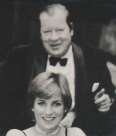Diana (I'M SURE THIS IS HER BELOVED FATHER & FRIEND............ccp