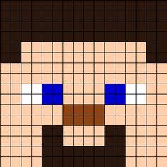 by on Kandi Patterns Minecraft Blanket, Minecraft Crochet, Minecraft Pattern, Minecraft Blocks, Hama Beads Minecraft, Minecraft Pixel Art, Minecraft Crafts, Minecraft Skins, Minecraft Buildings
