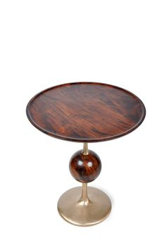 Jupiter End Table Bronze And Claro 1.jpg