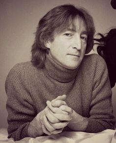 John Lennon, November 1980
