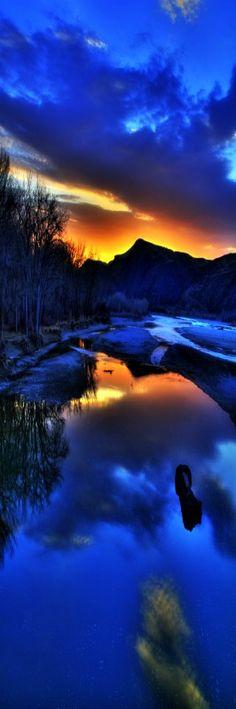 Yellowstone Blurry by John Bjorndal Photo on Flickr