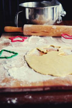 The best rolled sugar cookie dough recipe.