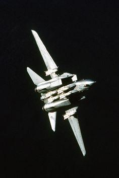 F-14 Tomcat 6 Phoneix missiles