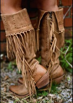 Liberty Black American Tan Tall Boots