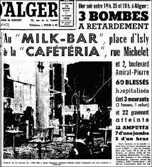 Tous les médias algériens (Télé, presse, radio), en attendant les réactions du gouvernement, se sont montrés totalement offensés par ce qu'ils appellent « le dérapage » de Guillaume Denoix de Saint-Marc, lors du récent hommage rendu aux victimes du terrorisme,...