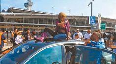 Armario de Noticias: La vieja Fefa  por fin en New York