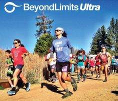 Limitless ultra running series in the USA in/around Phoenix, AZ and Las Vegas, NV. The three marque races are Jackpot Ultra Running Festival, Beyond Limits Ultra and Red Rock & Beyond.