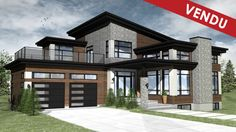 maison à vendre contemporaine Québec - Recherche Google