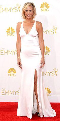 Kristen Wiig - Emmy Awards 2014