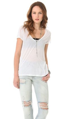 LA't by L'AGENCE Perfect Tee - $84