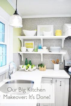 Our big kitchen make