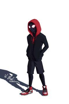 Miles Morales, Ultimate Spider-Man
