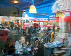 Colin Davidson - Window (Oxford Street, London)