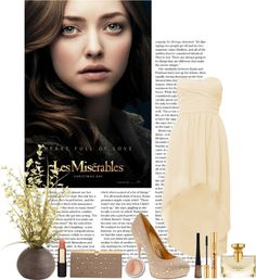 """""""Cosette"""" by nikkimanuel11 ❤ liked on Polyvore"""
