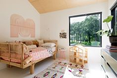 Photo 6 of 10 in Watch How This Danish-Style Farmhouse Unites a Family With Nature - Dwell