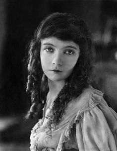 Lillian Gish in Orphans of the Storm   1921
