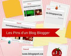Si vous souhaitez retrouver les pins sur #Pinterest d'un blog #Blogger, vous allez vous amuser, car c'est très compliqué. Voici l'explication http://tomatejoyeuse.blogspot.com/2014/02/pinterest-comment-retrouver-les-pins.html