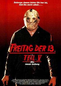 Ein Neuer Anfang / Friday The 13th: A New Beginning