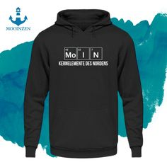 Jetzt tolle Geschenkideen bei Mooinzen entdecken. Zeige deine Liebe zum Norden mit unseren coolen Motiven 💙 Nicht nur für Norddeutsche, sondern für alle Küsten Fans. In verschiedenen Produktvarianten 👕 und Farben erhältlich. Ab in den Warenkorb damit ⚓ Love Facts, Dress Hairstyles, Cool Tees, Hoodies, Sweatshirts, Funny Shirts, Shirt Designs, About Me Blog, Brompton
