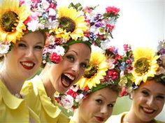 See the kookiest hats from the Royal Ascot 2013 - TODAY.com
