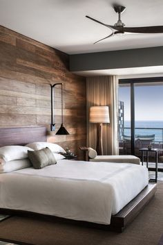 Guestrooms marry the brand's sophisticated and modern style with a beachy, laid-back aesthetic. #Jetsetter