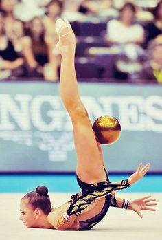 Daria Dmitrieva - Rhythmic Gymnastics